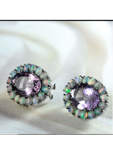 earrings, tops