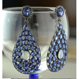 earrings, victorian jewelry