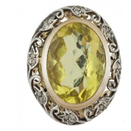 Victorian Ring For Men