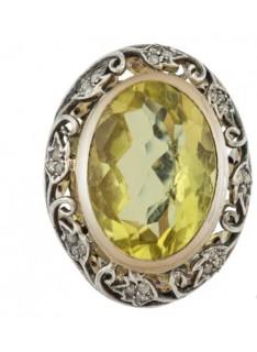 Victorian Ring For Men