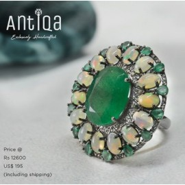 Buy Vintage Style  engagement ring