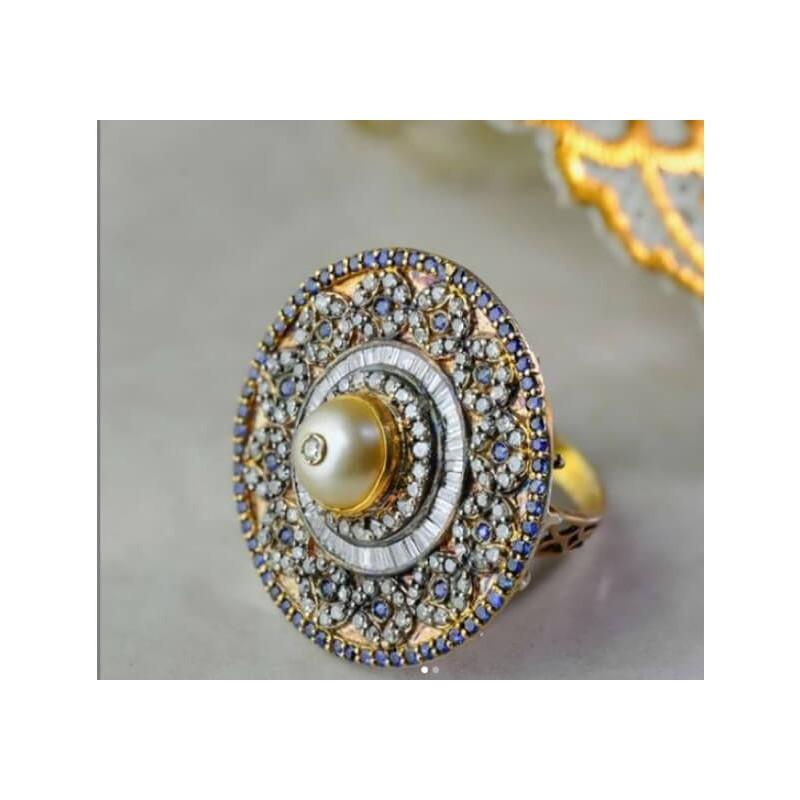 Buy Online Vintage engagement  Rings