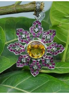 Victorian Pendant, Victorian Jewelry