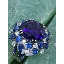 Vintage Style Bridal Rings