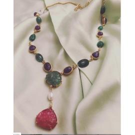 Wedding Necklace, Diamond Necklace